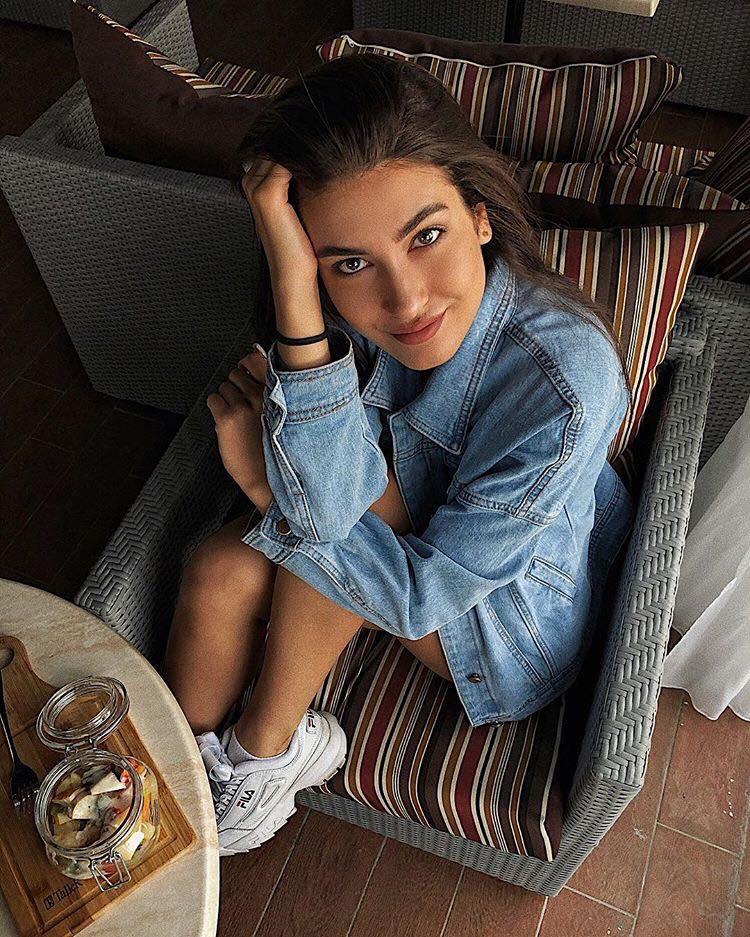 Леди Диана Голая Блогерша